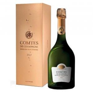 Comtes de Champagne Blanc de Blancs von Champagne Taittinger