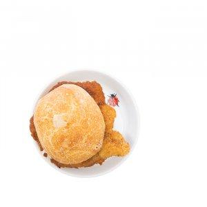 Mini Wiener Schnitzel Semmel