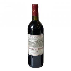1995 Domaine de Chevalier Rouge, Pessac, Bordeaux, Frankreich