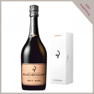 Champagner Brut Rosé