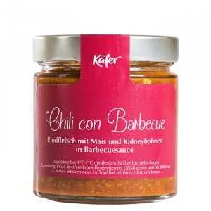 Chili con Barbecue