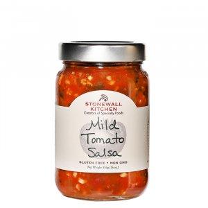 Milde Tomaten Salsa