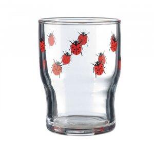 Wasserglas stapelbar