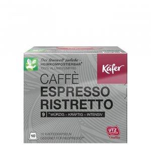 Espresso Ristretto Kaffeekapseln