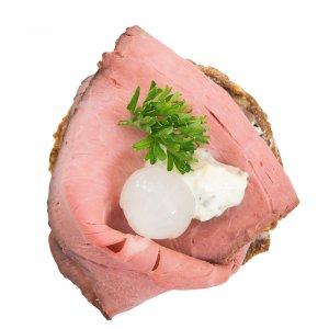 Roastbeef Canapé