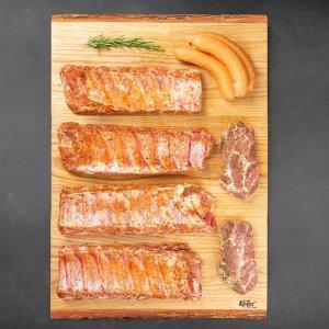 Grillset »Projekt Schwein«