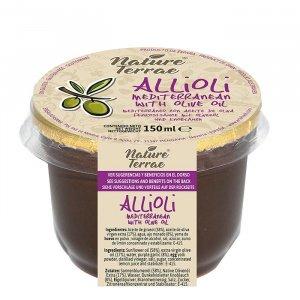 Allioli mit Olivenöl
