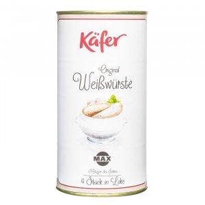 Weißwurst, 4 Stück