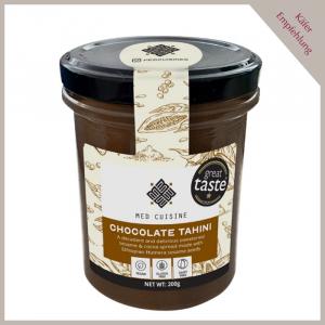 Chocolate Tahini Sesampaste