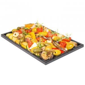 Antipastiplatte (vegetarisch)
