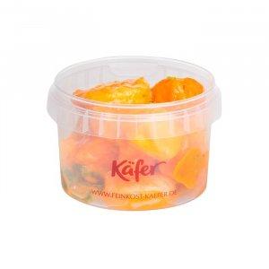 Garnelensalat mit Mango & Papaya, hausgemacht