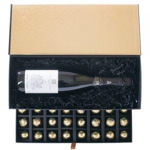 Geschenkbox mit Crémant Rosé