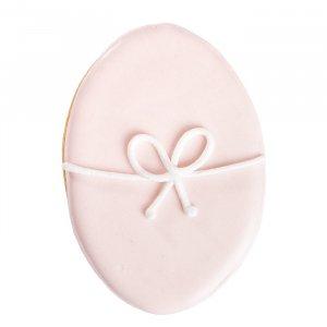 Osterei Vanillekeks, rosa