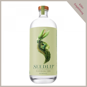 Seedlip Garden 108, alkoholfreier Gin