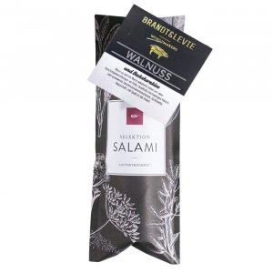 Salami mit Walnuss