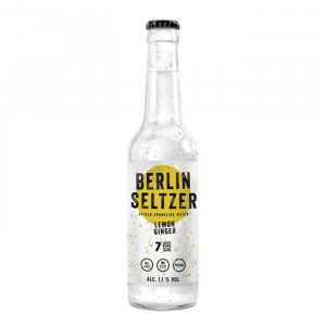 Berlin Seltzer Lemon Ginger