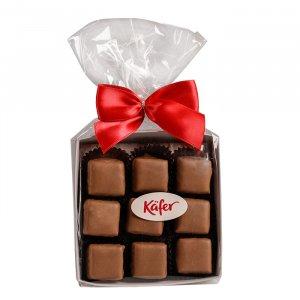 Schweizer Dominosteine in Vollmilchschokolade