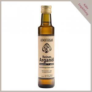 Geröstetes Arganöl