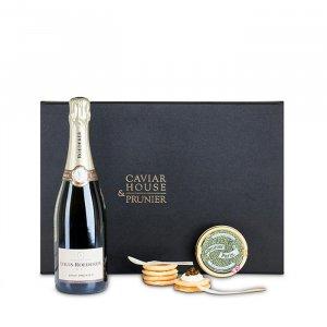 Präsent Kaviar de luxe bei Feinkost Käfer online kaufen!