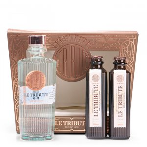 Le Tribute Gion mit 2 Tonic Water