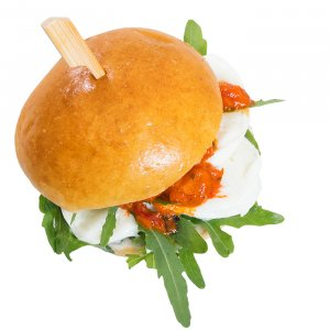 Mozzarella di Bufala mini Brioche
