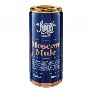 Lion´s Moscow Mule