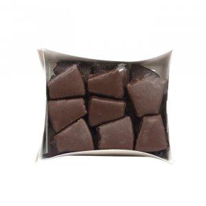 Baumkuchenspitzen Zartbitterschokolade