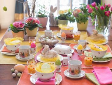 EInzigartige Ostern