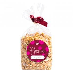 Granola mit Mandel und Kokos