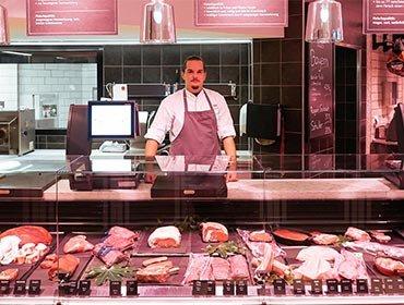 Ein Eldorado für Wurst- und Fleischliebhaber