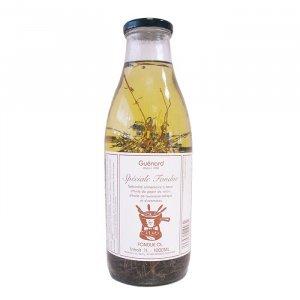 Fondueöl mit Kräutern