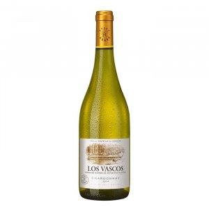 2016 Los Vascos Chardonnay, Valle de Colchagua, Chile